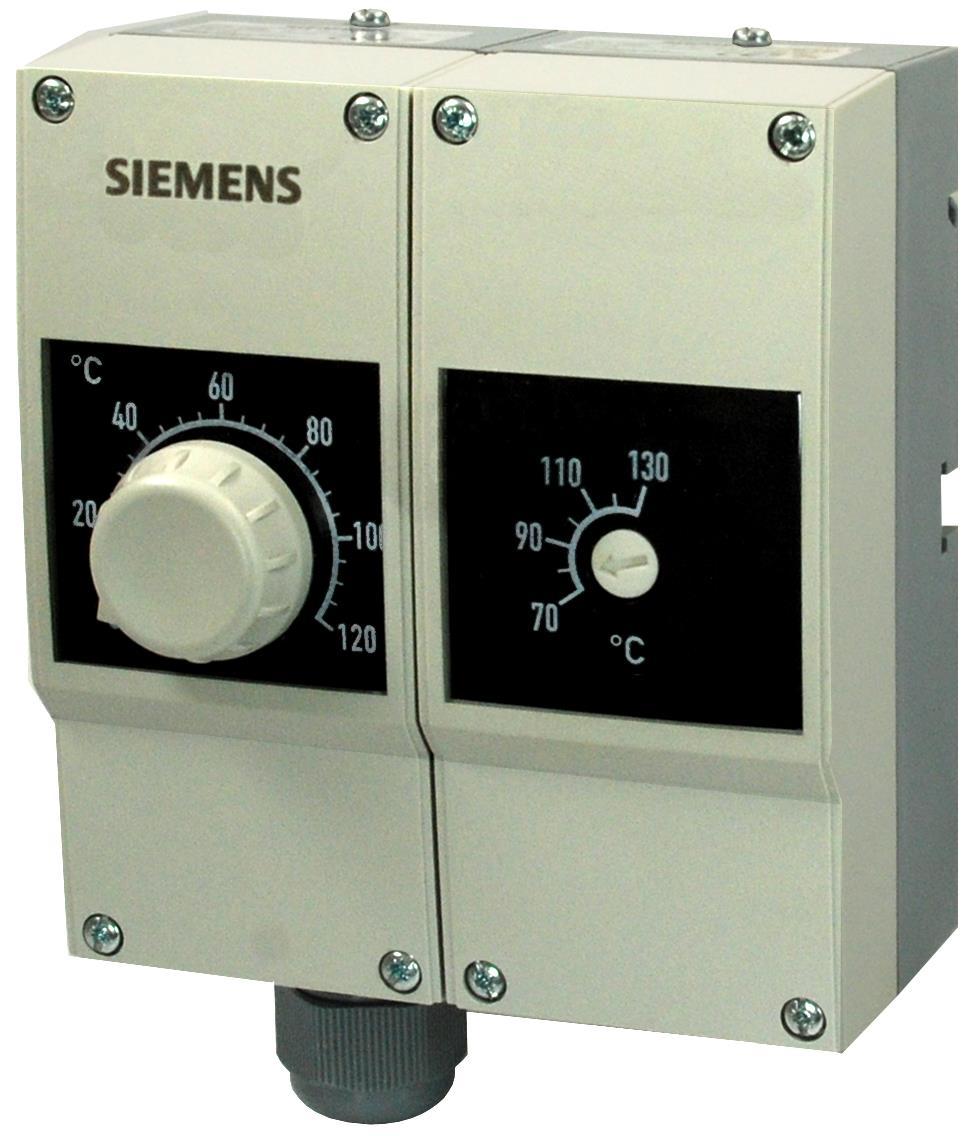 Ограничительный термостат