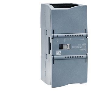 Siemens Модуль аналогового входу-електролічильник