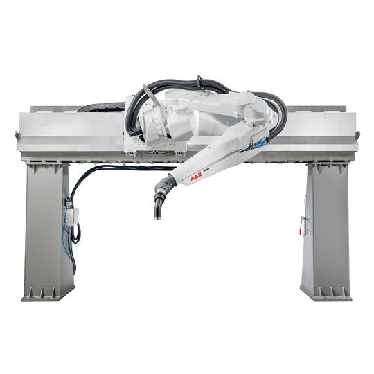 Промисловий робот IRB 5500-25 - Elevated rail